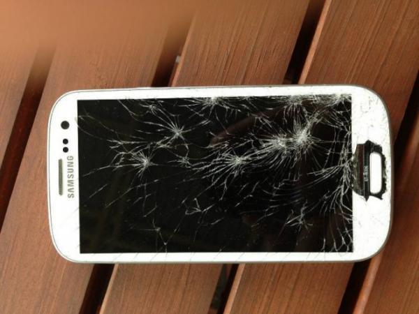 Se ha roto la pantalla de mi Samsung! ahora que hago?