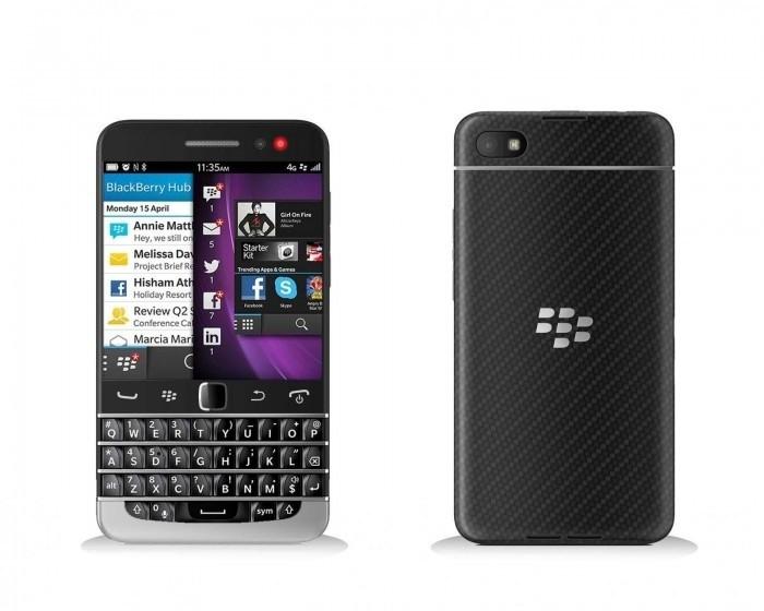Para los que echan de menos la Blackberry…