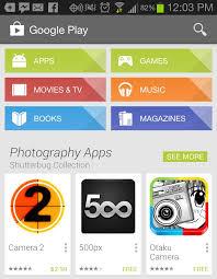 Lo que debes hacer cuando Google Play no funciona