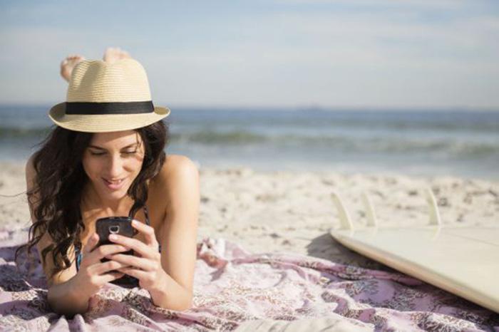 De vacaciones con tu móvil? lo bueno y lo malo