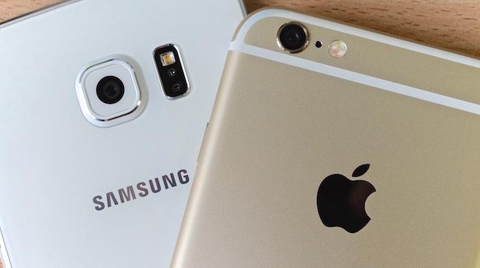 Iphone 7 vs Samsung Galaxy S7, podrás decidirte?