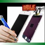 cambiar pantalla ipod touch 6