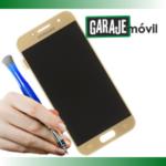 cambiar pantalla Samsung Galaxy A7
