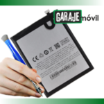 Cambiar Bateria Meizu M5 Note