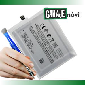 cambiar bateria meizu mx4