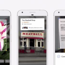 Google Lens para el Galaxy Note 8, S8, y Galaxy S9!