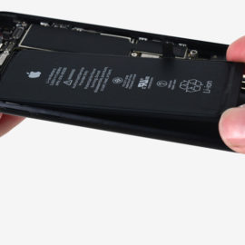 Bateria Iphone 8 plus y Iphone X superior rendimiento al S9
