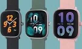 Nuevo smartwatch Amazfit GTS 2 Mini con batería inagotable y precio de derribo